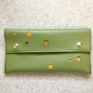 Pretty and unique Holly Aiken clutch!